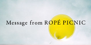 Message from ROPÉ PICNIC